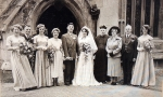 Wedding of Terry & Ann Stables at Hickleton